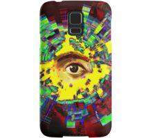 Eye in the sky Samsung Galaxy Case/Skin