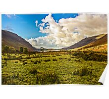 Wastwater in Wasdale Poster