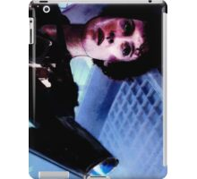 "Sigourney Weaver. In the movie ""Aliens""  iPad Case/Skin"