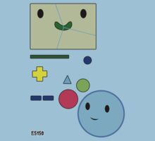 BMO and Bubble Kids Clothes