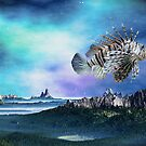 The Fish (Schindleria Praematurus)  by Keith Reesor