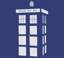 Tardis by qindesign