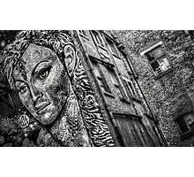 Welcome to old town (sin city) Photographic Print