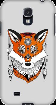 Fox Head by lunaticpark