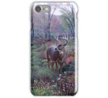 Autumn Whitetail iPhone Case/Skin