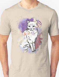 Cute Sitting Cat T-Shirt