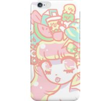 Cute Jumble Case iPhone Case/Skin