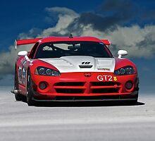 Dodge Viper GT2 by DaveKoontz