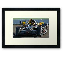 Prototype P1 Racecars Framed Print