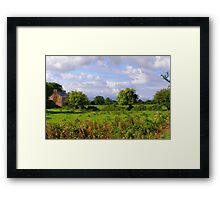 Cottage in Kerry Framed Print