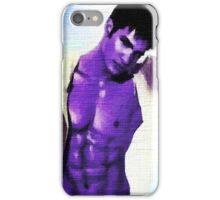 Man in Rain PRP iPhone Case/Skin