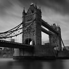 Iconic - Tower Bridge by Ursula Rodgers
