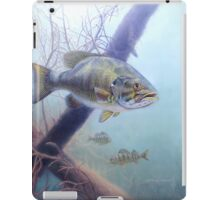 Undercover Bass iPad Case/Skin