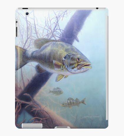 Undercover Bass iPad Case/Skin