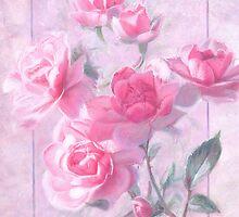 Roses by tennantart