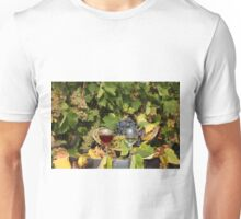 vineyard with red and white wine  Unisex T-Shirt
