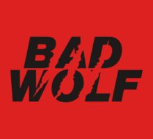 Bad Wolf by qindesign