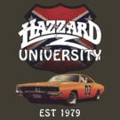 Hazzard U by Ryan Wilton