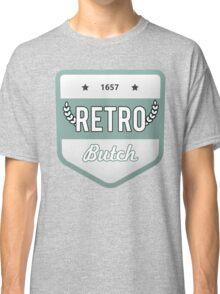 RETRO BUTCH Classic T-Shirt