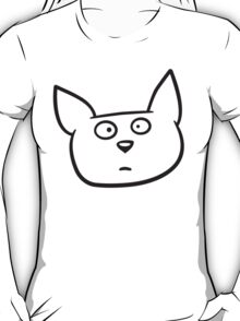 Funny cats face T-Shirt