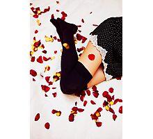 In Petals Photographic Print