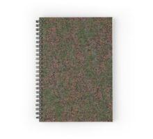 Bailey's Acacia, or Cootamundra Wattle Camo Spiral Notebook