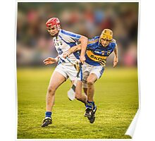 Hurling: Waterford v Tipperary Poster