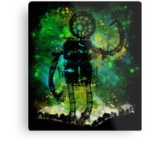 mad robot Metal Print