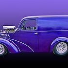 V8 Ford Pop van by Kit347
