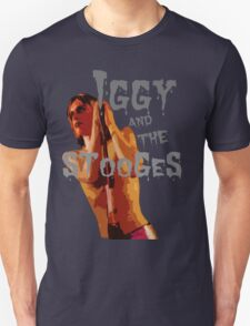 Iggy and The Stooges - Iggy Pop T-Shirt