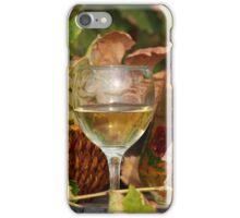 white wine  iPhone Case/Skin