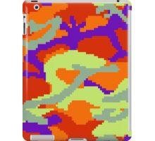8-bit Woodland Camo (Samus) iPad Case/Skin