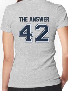 101010 Women's Fitted V-Neck T-Shirt