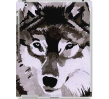Wolf Ink. iPad Case/Skin