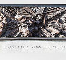 Battle of Britain Monument by Gary Eason + Flight Artworks