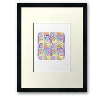8 Bit Tee Framed Print
