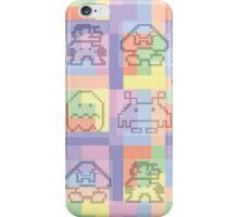 8 Bit Tee iPhone Case/Skin