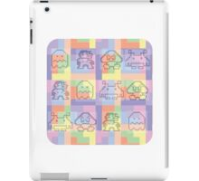 8 Bit Tee iPad Case/Skin