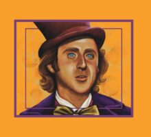 The Wilder Wonka by ShayLeiArt