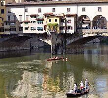 Puente Viejo......Florencia. by cieloverde