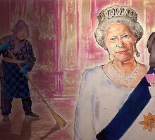 Her majesty by matan kohn