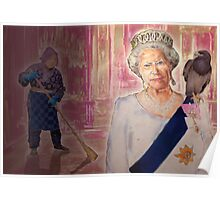 Her majesty Poster
