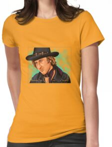 The Wilder Jim Womens Fitted T-Shirt