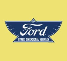 Ford Motor Company Hyper Dimensional Vehicle Universal Car One Piece - Short Sleeve