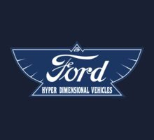 Ford Motor Company Hyper Dimensional Vehicle Universal Car Kids Clothes
