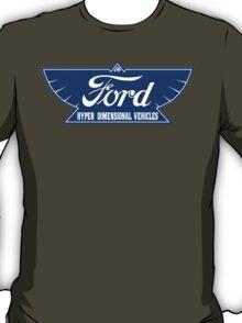 Ford Motor Company Hyper Dimensional Vehicle Universal Car T-Shirt