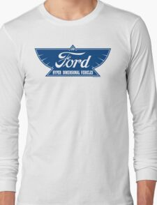 Ford Motor Company Hyper Dimensional Vehicle Universal Car Long Sleeve T-Shirt