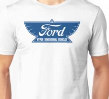 Ford Motor Company Hyper Dimensional Vehicle Universal Car Unisex T-Shirt