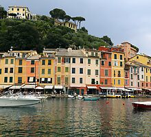 All About Italy. Piece 4 - Portofino by Igor Shrayer