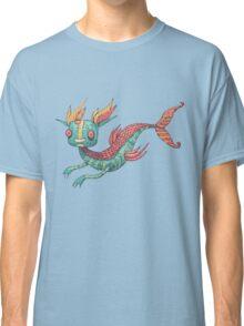 The Fish Dragon Classic T-Shirt
